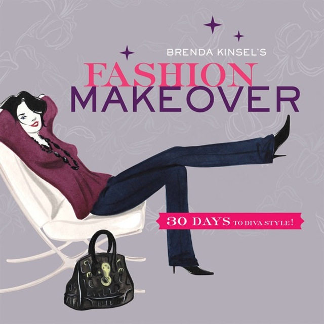 Brenda Kinsel's Fashion Makeover on BrendaKinsel.com