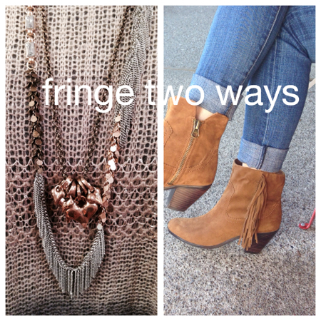 Get your fringe on!
