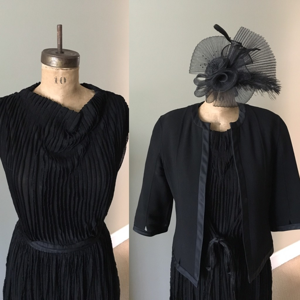 styling the same dress in different ways on Brenda Kinsel website