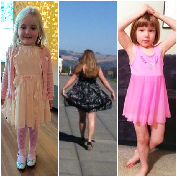 Getting dress inspiration from young people on Brenda Kinsel website
