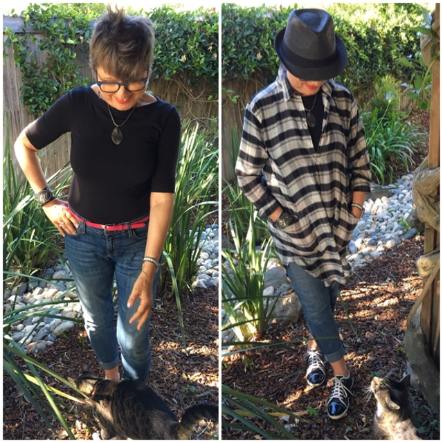 e6afd7a482f A tummy tuck tip with jeans and a hidden belt - Brenda Kinsel