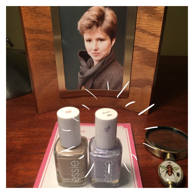 Nail polish problems and solutions on Brenda Kinsel website