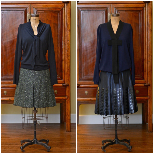 Carlisle skirts are stars in my wardrobe on BrendaKinsel.com