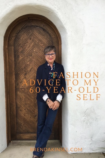 Fashion Advice For 60 Year Olds Brenda Kinsel