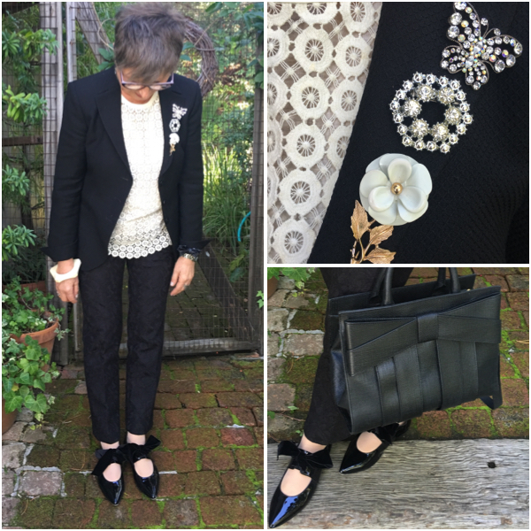 The Anatomy of an Outfit on BrendaKinsel.com