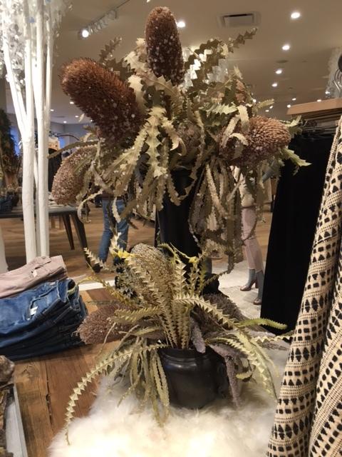 Holiday inspiration at Anthropologie