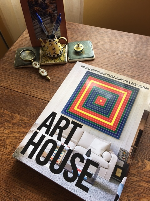 Chara Schreyer's book Art House on BrendaKinsel.com