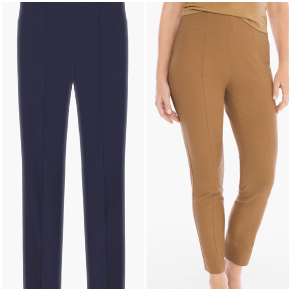 Chicos's Brigitte pants on BrendaKinsel.com