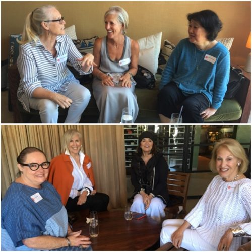 Guests from A Conversation on Aging on BrendaKinsel.com
