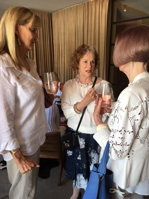 Creating friendships at A Conversation on Aging