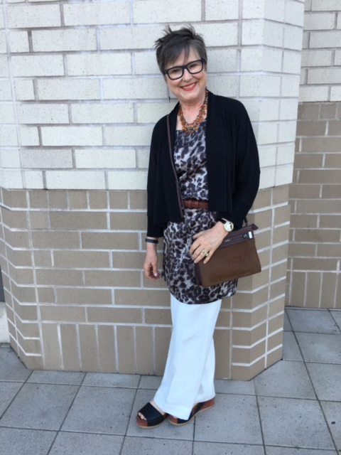 Botcher leather bag goes to work