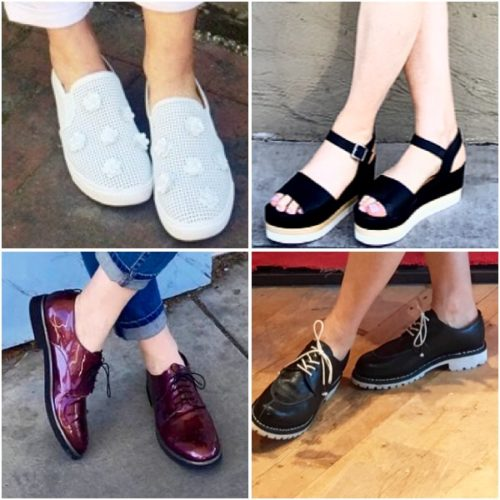 Fashion shoes for women over 60 on BrendaKinsel.com