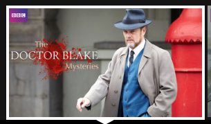 Doctor Blake Mysteries on BBC