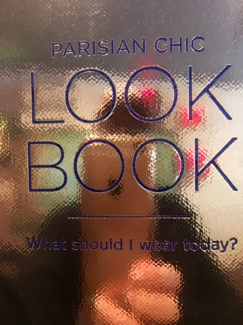 Parisian Chic Look Book on BrendaKinsel.com