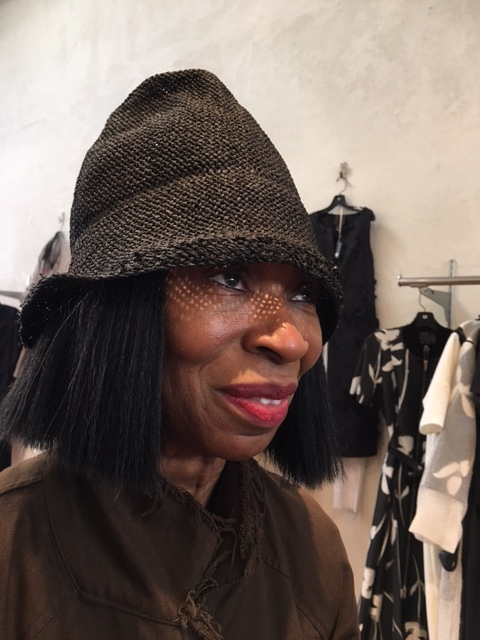 Hats are great for women over 60