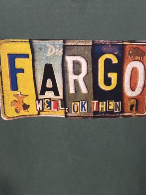 A fan of Fargo