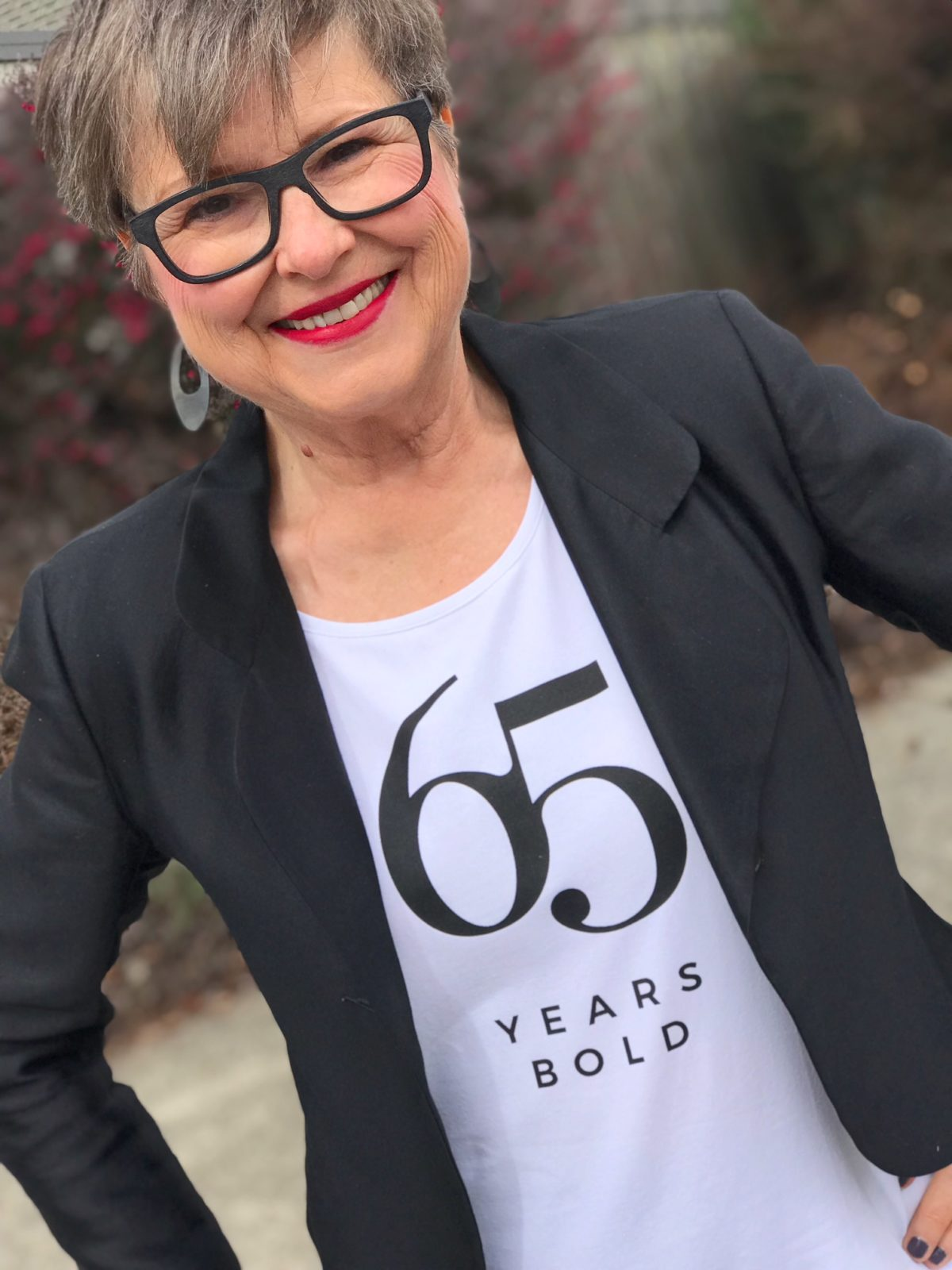 65 years bold on brendakinsel.com