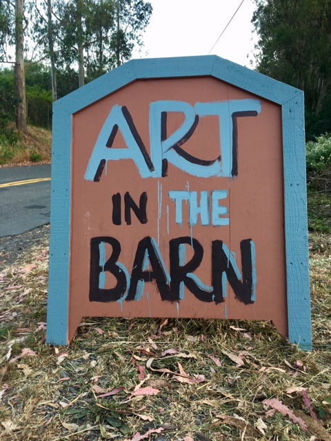 Ayris' Art in the Barn gallery
