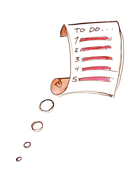 travel checklist on www.brendakinsel.com