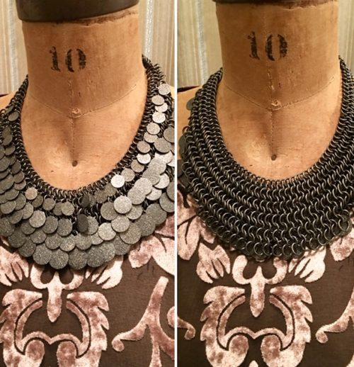 Urban necklace