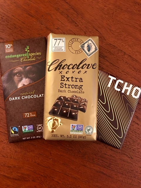 Chocolate flavors