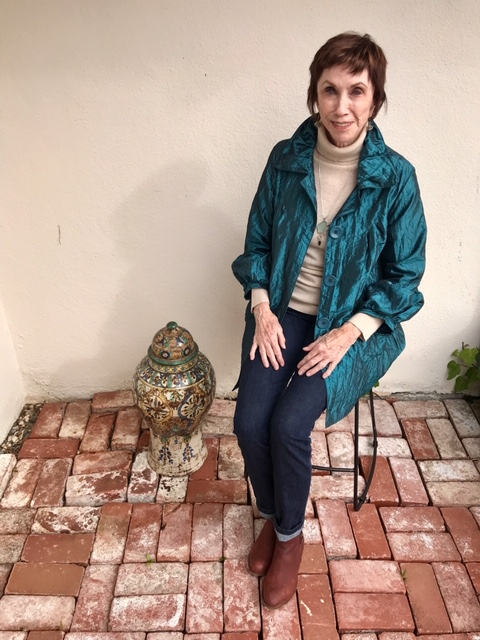 Pairing fancy jackets with jeans