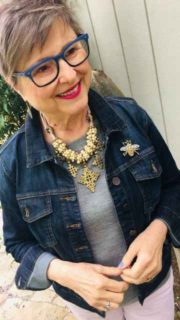 necklace by Angela Clark